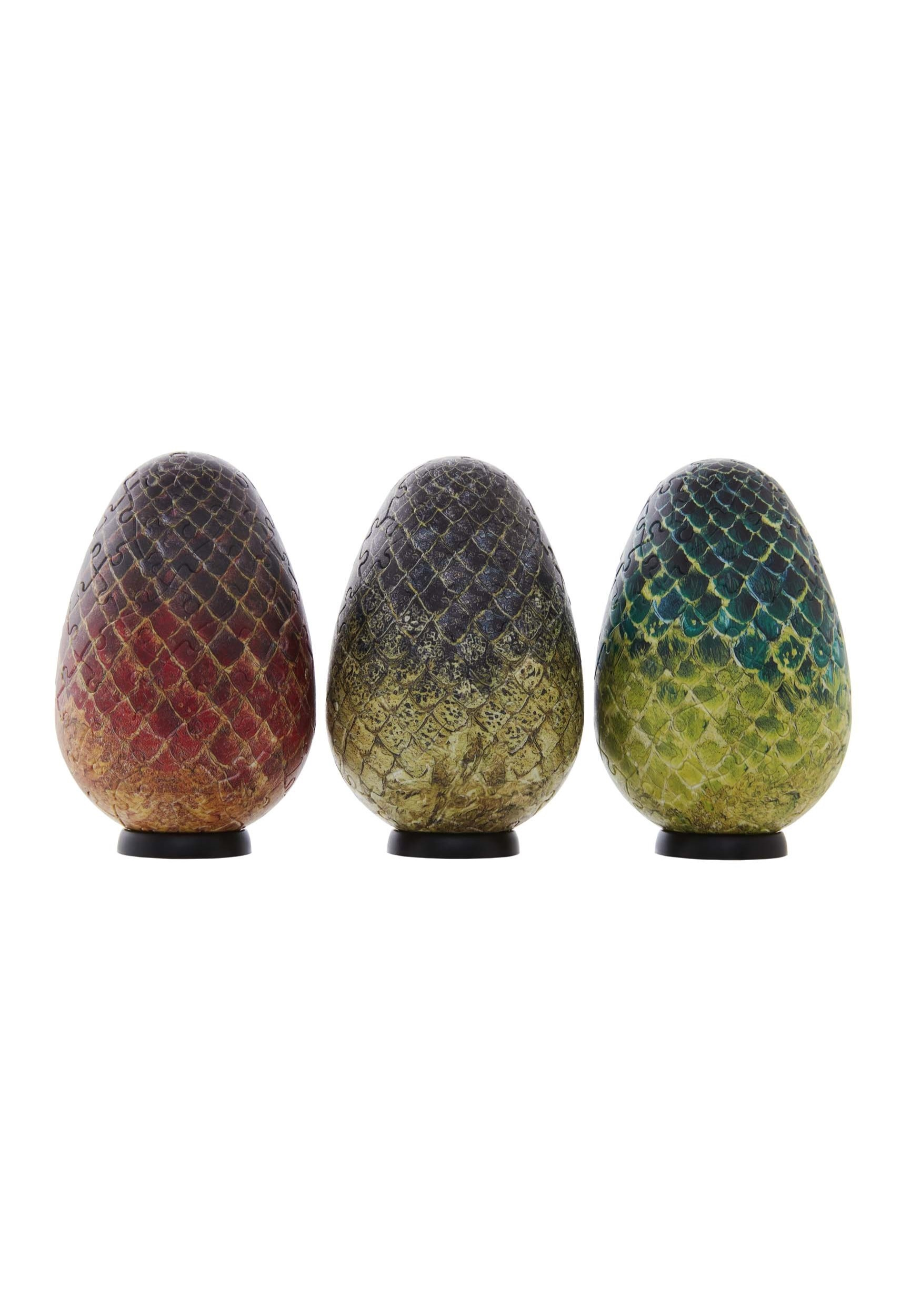 Game of Thrones Dragon Eggs 3D Puzzle Set FDC30009
