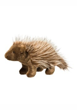 "Percy the Porcupine Plush - 12""long"