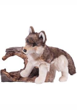 Smoke Wolf Plush