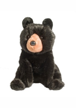 "Arlo the Black Bear- 10"" tall"