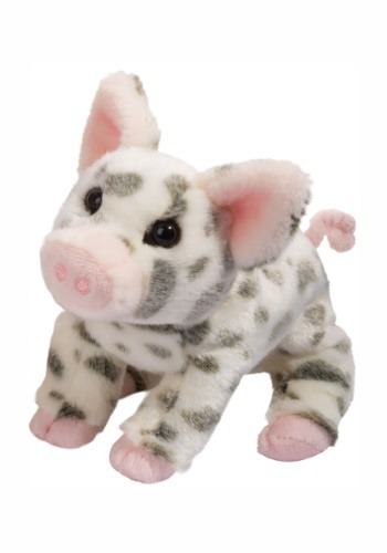 Pauline the Spotted Pig Plush - 9 Inch Long