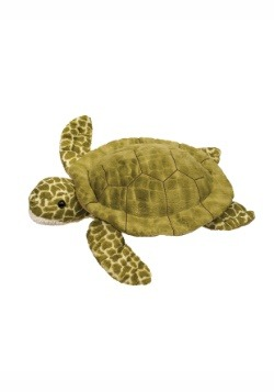 "Pebbles the Turtle Plush - 9"" long"