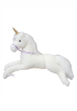 Abracadabra the Unicorn Plush - 27in long