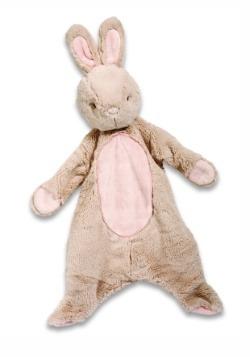 Bunny Sshlumpie Plush Blankie