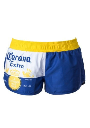 Womens Corona Swim Shorts