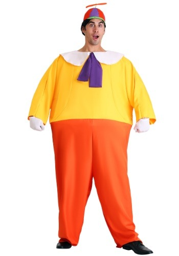 Tweedle Dee / Dum Adult Costume