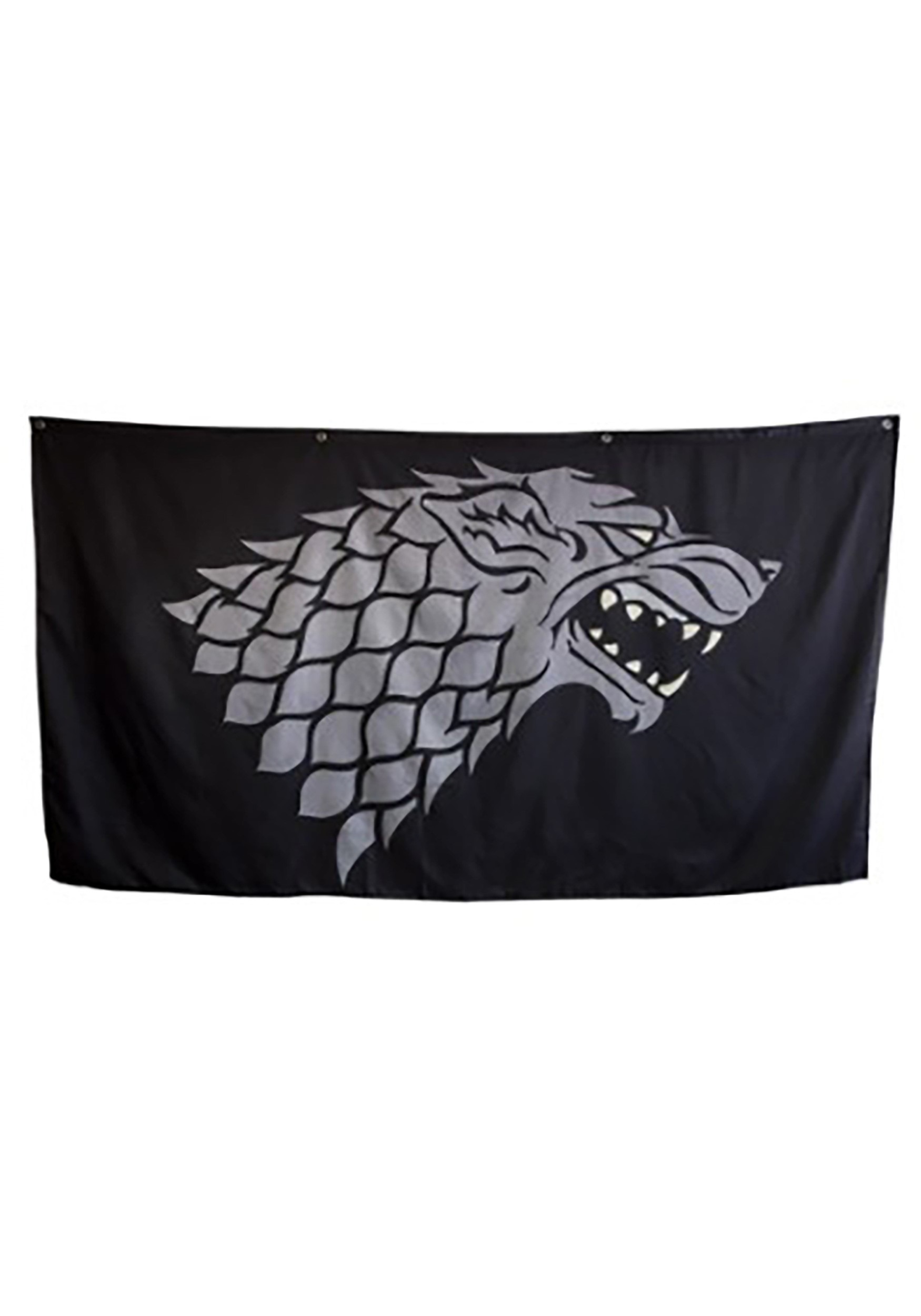 Game of Thrones House Stark Jumbo Banner