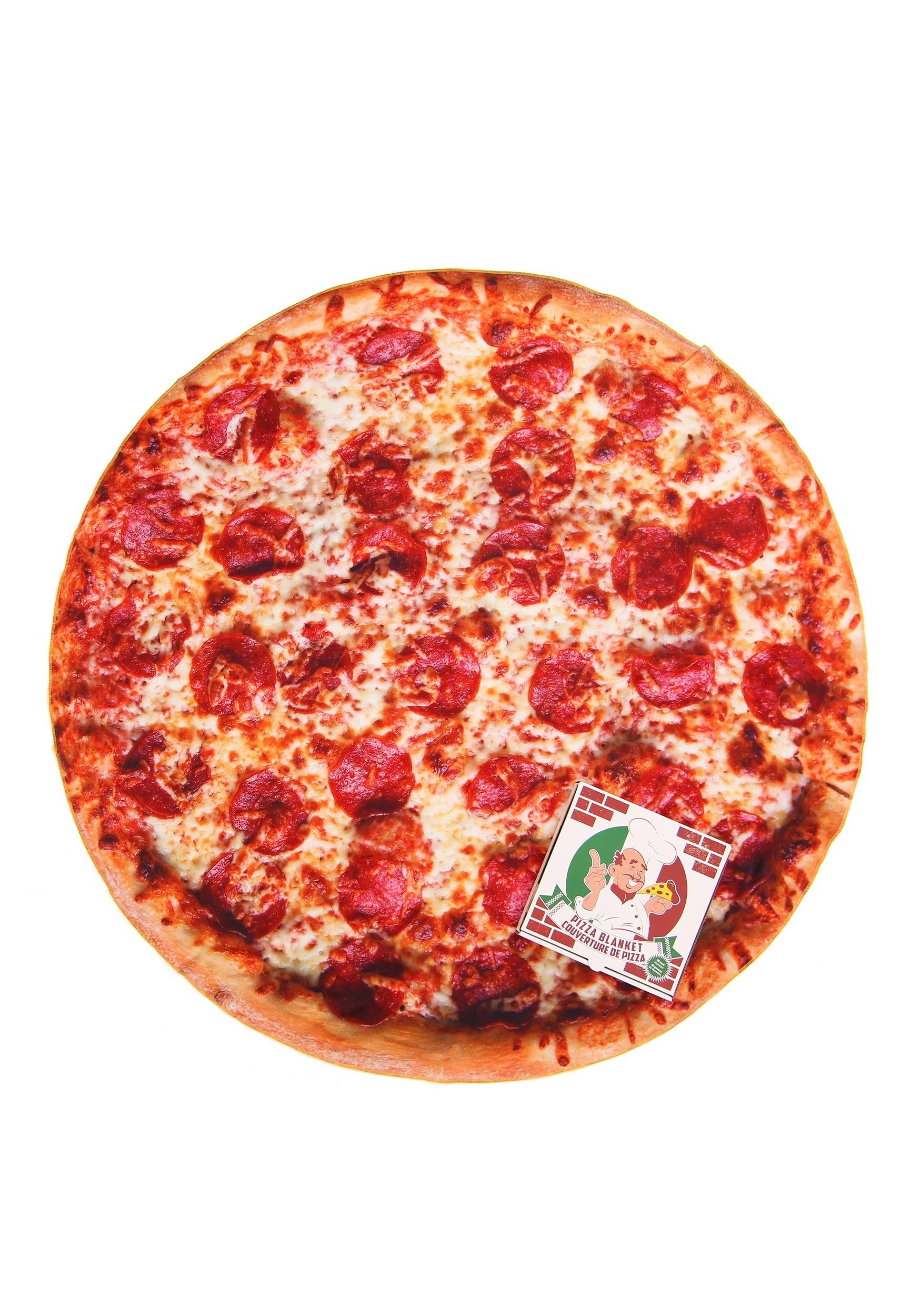 Photo Realistic Pizza Towel 60