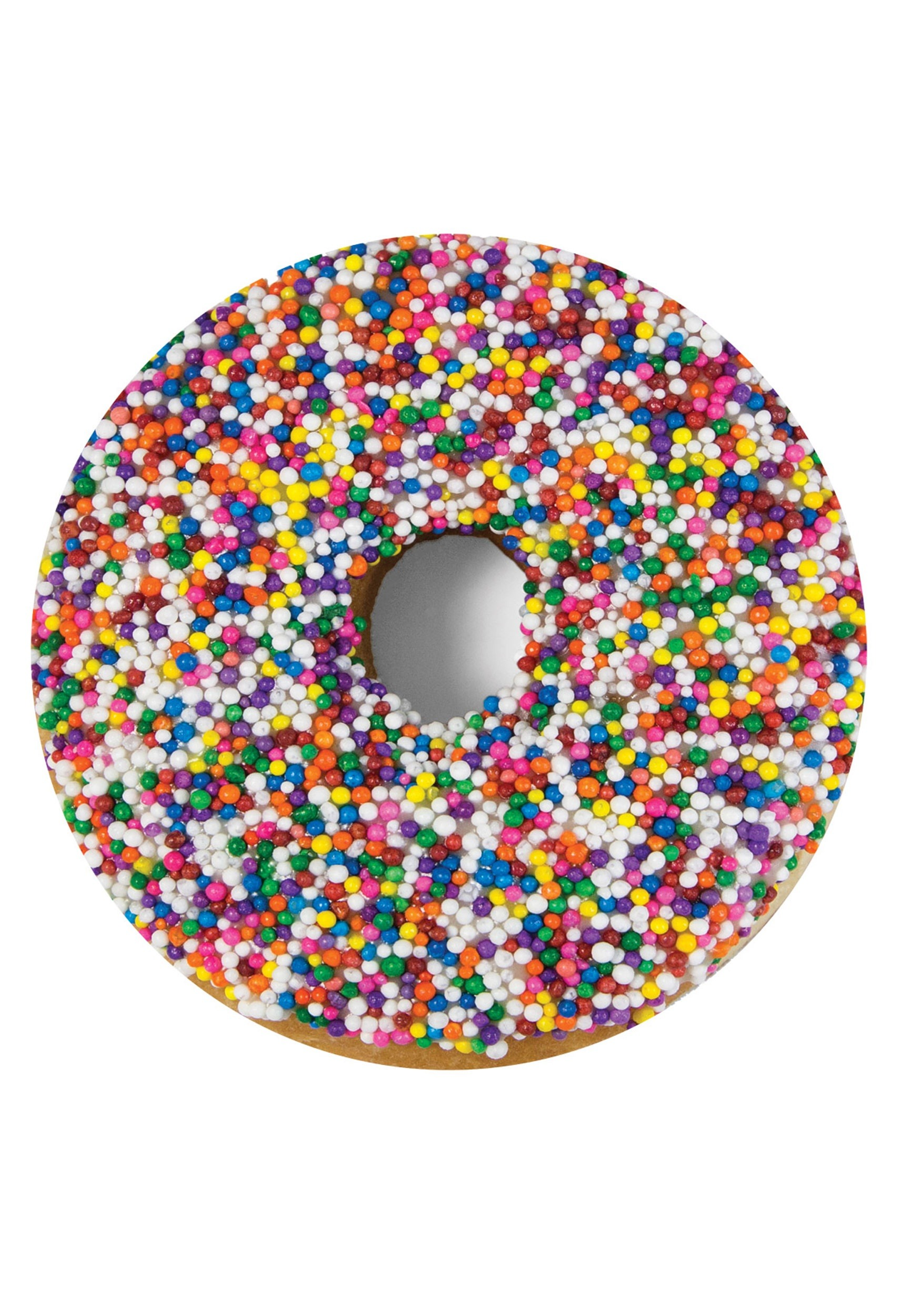 60 Inch Diameter Donut Blanket Photo Realistic