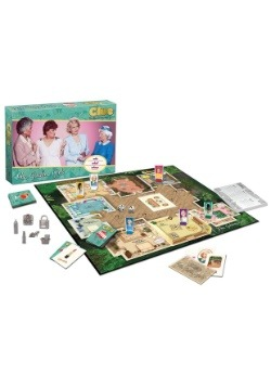 Clue The Golden Girls Board Game 2