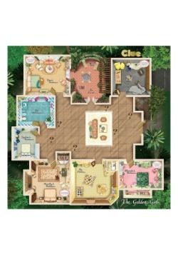 Clue The Golden Girls Board Game 3