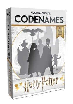 CODENAMES Harry Potter Card Game
