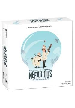 Nefarious Board Game