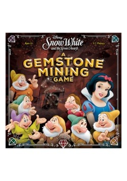 Snow White Gemstone Mining Board Game