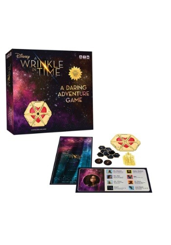 A Wrinkle In Time: A Daring Adventure Board Game