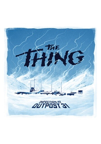 The Thing Infection at Outpost 31 Board Game