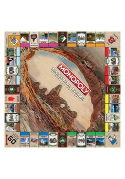 MONOPOLY National Parks Board Game Alt 2