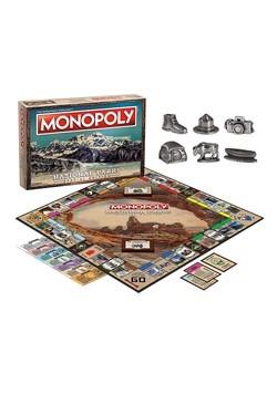 MONOPOLY National Parks Board Game Alt 3