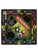 MONOPOLY The Nightmare Before Christmas  Alt 3