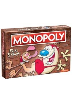 MONOPOLY Ren & Stimpy Board Game