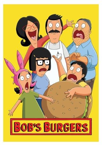 Bob's Burgers Family Portrait 1000 Piece Puzzle