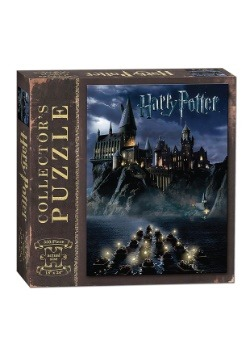 World of Harry Potter Hogwarts Castle 550 Piece Puzzle