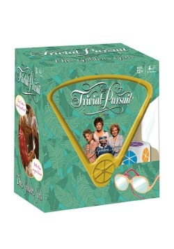 Trivial Pursuit The Golden Girls Game