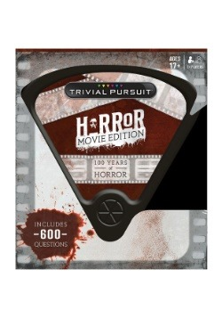 Trivial Pursuit Horror Movie Edition Game