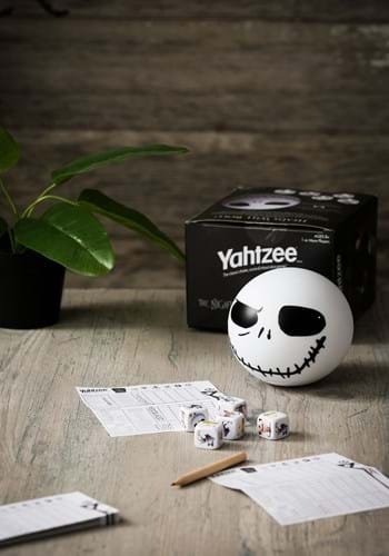 Yahtzee The Nightmare Before Christmas 25th Anniversary Game