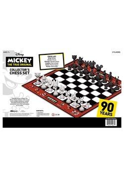 Mickey the True Original 90 years of Magic Chess Set Alt 3