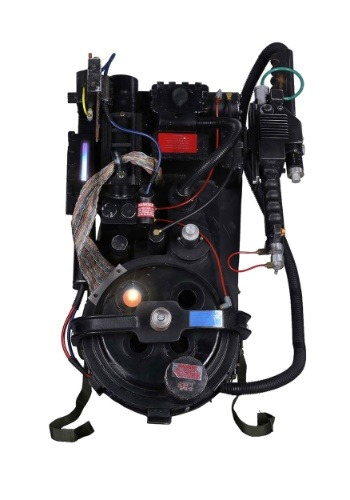 Ghostbusters Spengler Legacy Proton Pack Update1
