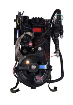Ghostbusters Spengler Legacy Anovos Proton Pack