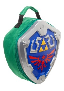 Legend of Zelda Skyward Sword Link Shield Molded Lunchbox2