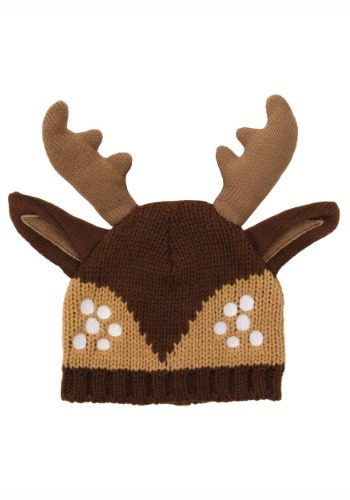 Deer Knit Hat