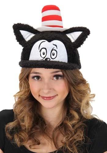 Dr. Seuss Cat in the Hat Fuzzy Cap 1