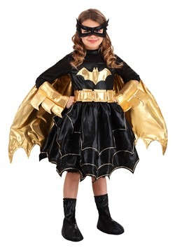 Deluxe Batgirl Girls Costume Update Main 2