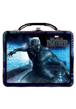 Black Panther Large Carry All Tin
