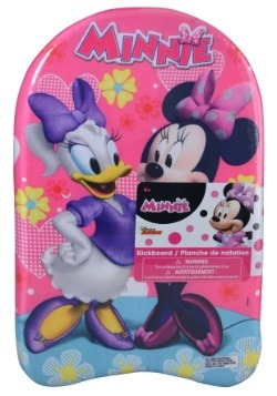 Minnie and Daisy Bowtique Foam Kickboard
