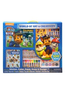 Paw Patrol Giant Art & Activity Tray-update1