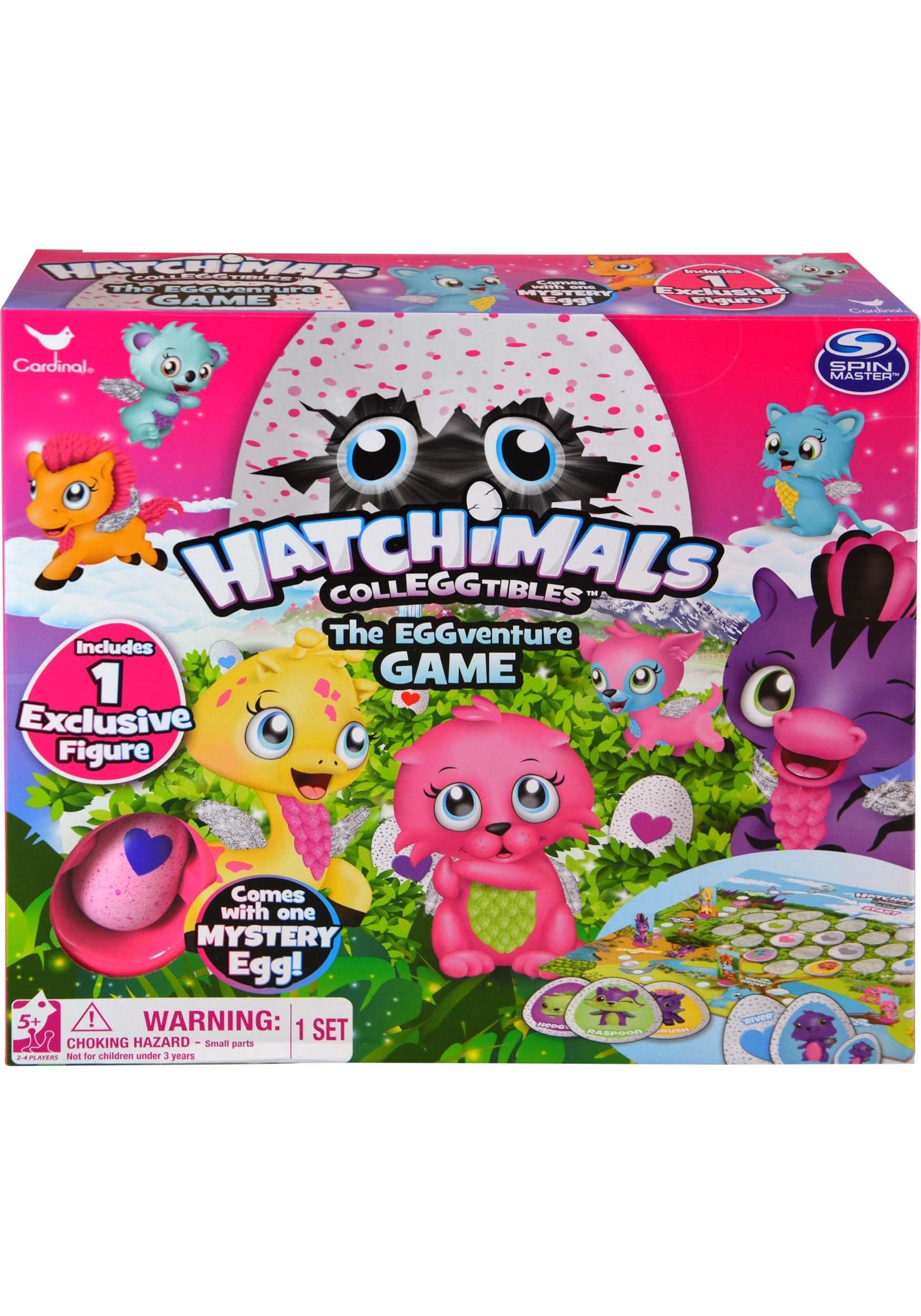 Hatchimal Eggventure Game