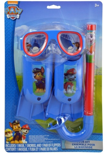 Paw Patrol 3 Piece Swim Set