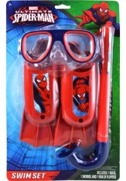 Spider-Man 3 Piece Swim Set