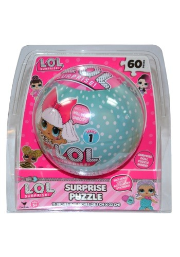 LOL! Surprise Puzzle in a Ball