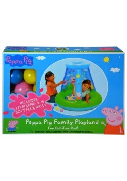 Peppa Pig Fun Ball-Toss Roof