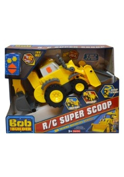 Bob the Builder R/C Super Scoop