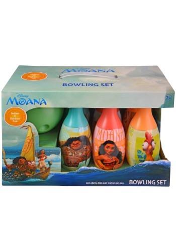 Moana Bowling Set