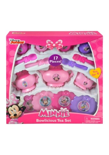 Minnie Mouse 17 pc Tea Set