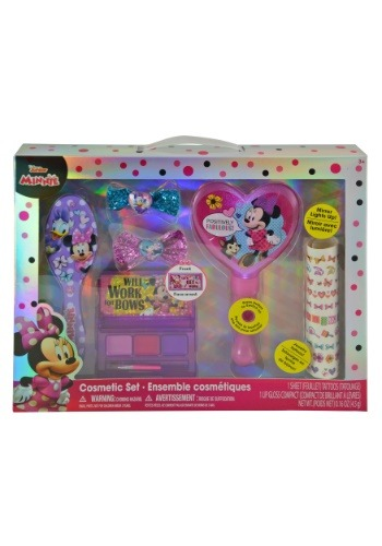 Minnie Mouse Cosmetic Set