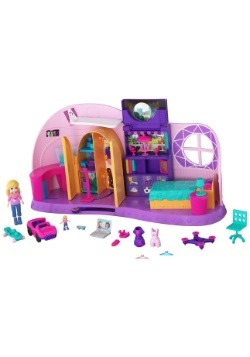 Polly Pocket Polly's Go Tiny! Room