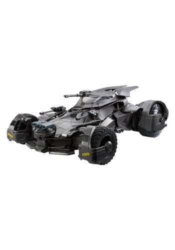 DC Comics Multiverse Justice League Batman Batmobile1